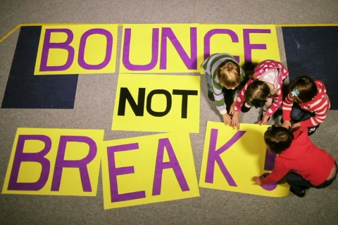 Bounce and Not Break