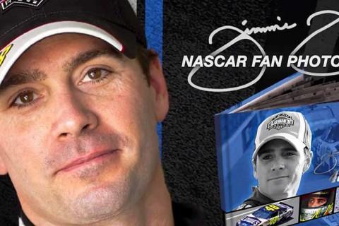 NASCAR® Photobooks
